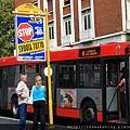0731 公車站牌 每天都在這邊等公車