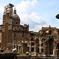 0731 古羅馬市場遺跡