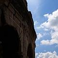 0731 從另一個角度看競技場外的天空
