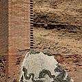 0731 牆邊還擺了一些馬賽克裝飾的碎石