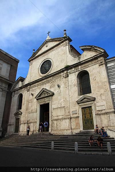 0801 人民聖母教堂 Santa Maria del Popolo