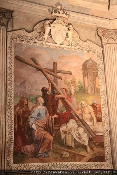 0801 耶穌受難前的相關畫作1