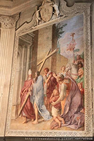 0801 耶穌受難前的相關畫作2
