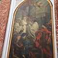 0801 旁邊牆壁上的壁畫