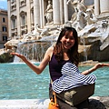 0801 許願完成  希望能重返羅馬