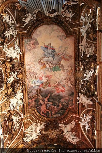 0801 勝利聖母教堂 Chiesa di Santa Maria della Vittoria