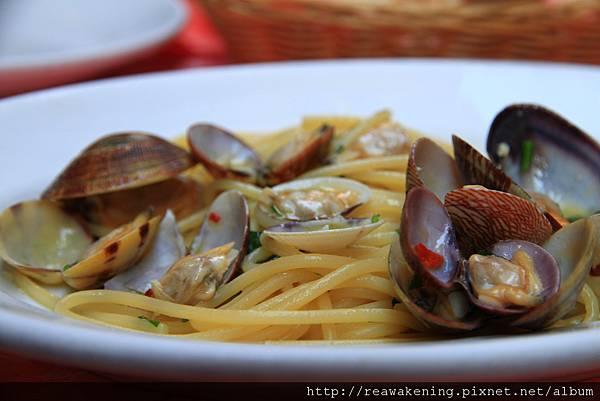 0801 超級超級好吃的蛤蜊義大利麵