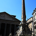 0801 萬神殿門口的方尖碑