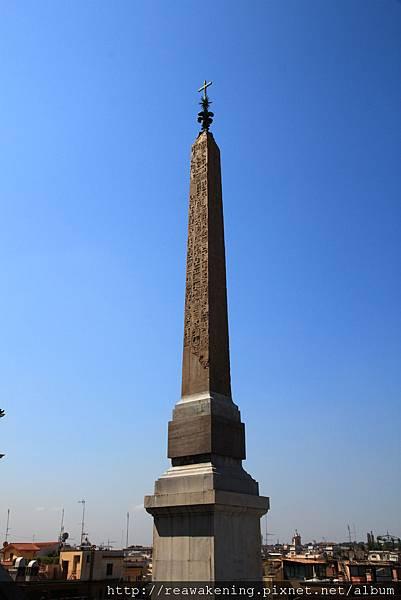 0802 西班牙廣場--方尖碑