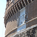 0802 城牆邊緣的雕刻