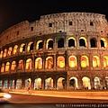 0802 從馬路的對面再拍最後一張 再會了 古羅馬競技場