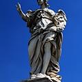 0802 聖天使橋上的天使雕像 每個都不同3