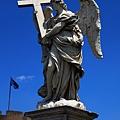 0802 聖天使橋上的天使雕像 每個都不同5