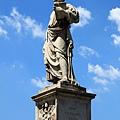 0802 聖天使橋最前端兩座雕像--保羅