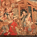 0803 大型壁毯--耶穌降生的故事2