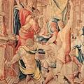 0803 大型壁毯--凱撒大帝被刺