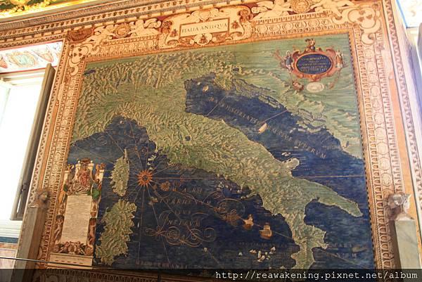 0803 古代義大利地圖