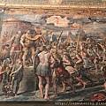 0803 君士坦丁廳 右側牆面