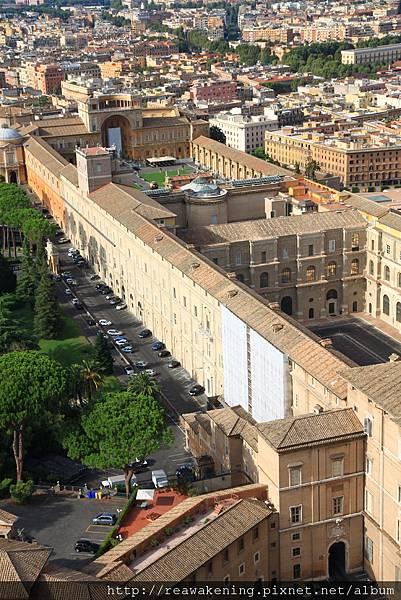 0803 梵蒂岡城牆 1