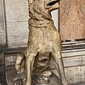 0803 象徵羅馬市的狼