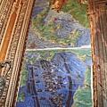 0803 進門左側牆邊的地圖