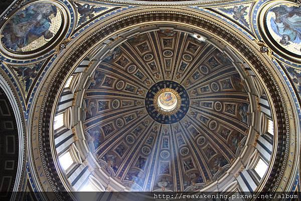0803 聖彼得大教堂 圓頂 2