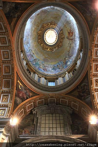 0803 聖彼得大教堂 圓頂