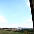 0804 這是房間窗戶往外面看的景色 我們看到都忍不住尖叫了