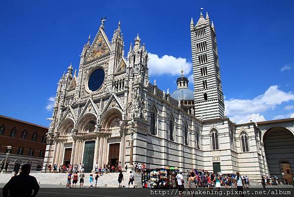 0805 Siena Duomo 主教堂