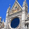 0805 Siena Duomo 很漂亮的雕刻