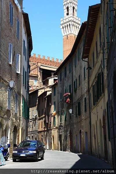 0805 Siena 街景