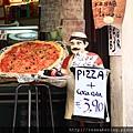 0805 好巨大的pizza又好便宜 但真的要吃的時候又找不到