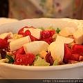 0805 好想吃菜 就點了salad