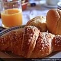 0805 好豐盛的早餐