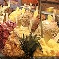 0805 哇哇哇 好好吃的gelato 超級壯觀的店面