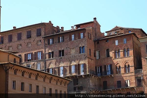 0805 很喜歡Siena這些房子層層疊疊的感覺
