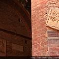 0805 斑駁的牆面 十四世紀到現在的古城
