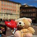 0806 小熊遊世界之Siena 貝殼廣場 2