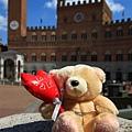 0806 小熊遊世界之Siena 貝殼廣場