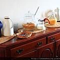 0806 咖啡 熱茶 果汁 牛奶與麥片 好豐盛