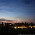 0807 天色漸漸亮了 可惜雲有點多