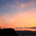 0807 太陽下山囉 接下來是晚霞時間