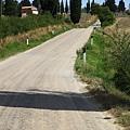 0807 我們沒租車也沒騎車 就這樣沿著水泥路走