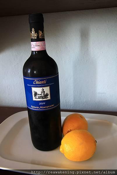 0807 我們的香提紅酒