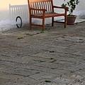 0807 家門口的長椅