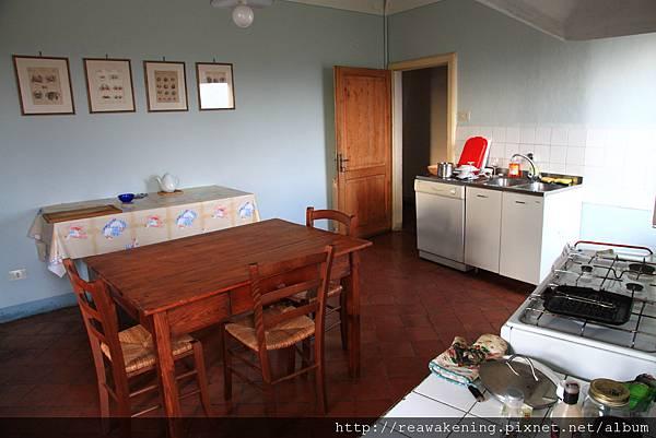 0807 乾淨的廚房 今天在這裡度過了三餐