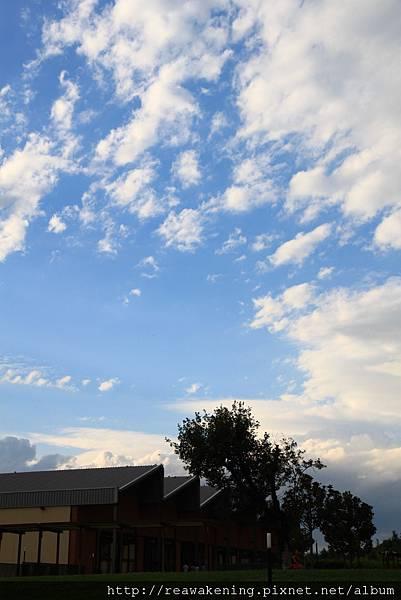 0808 今天的天空很漂亮