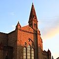 0808 回到Florence 車站 對面的教堂