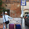 0808 我們要離開囉~~ 安靜又祥和的托斯卡尼小鎮 掰掰