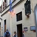 0808 搭sita bus 很順利地抵達了佛羅倫斯下榻處 Ostello hostel